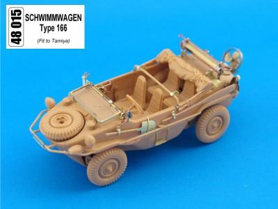 1:48 - Schwimmwagen from Tamiya