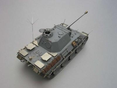 Panther Ausf. D - A  - 10