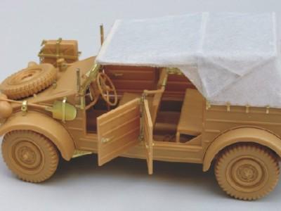 1:35 - Kubelwagen from Tamiya - 2