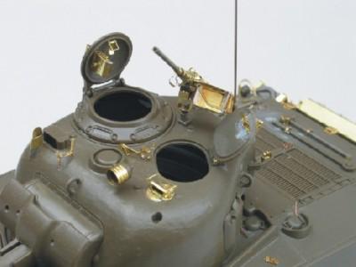 1:35 - Sherman M4 A1 from Tamiya - 14