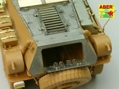 1:35 - Sd.Kfz.234/3 Heavy Armoured Car from Italeri - 37
