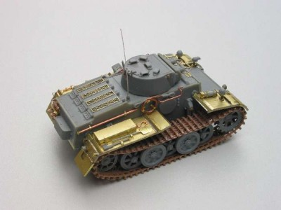 1:35 - Panzer I Ausf F from Alan - 2