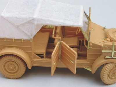 1:35 - Kubelwagen from Tamiya