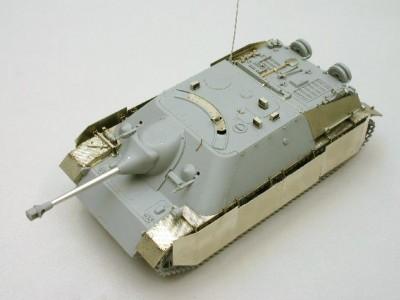1:35 - Jagdpanzer IV from Dragon - 8