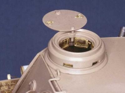 1:35 - Panther D - Italeri model - 9