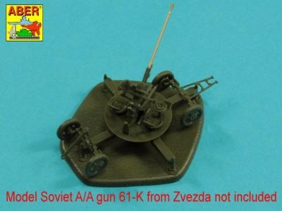 Barrel for Soviet 37mm 61-K Anti Aircraft Gun - 5