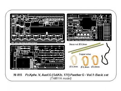 Panther G - Vol.1 - zestaw podstawowy - 25