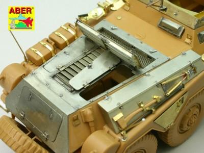 1:35 - Sd.Kfz.234/3 Heavy Armoured Car from Italeri - 19