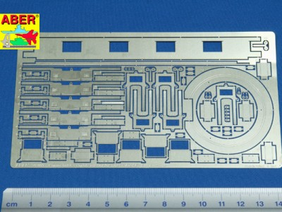 Commander`s coupola interior for Tiger I, Ausf.E - Early version - 2
