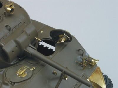 1:35 - Sherman M4 A1 from Tamiya - 15