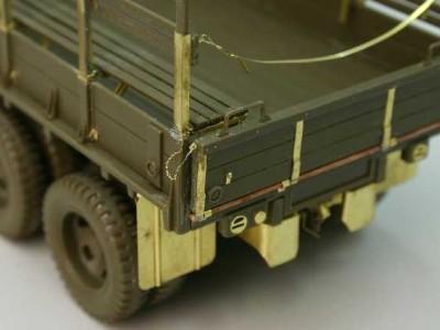 1:35 - US truck GMC 353 -from Tamiya model - 23