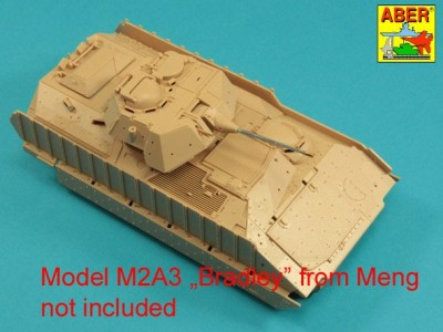 25mm M242 Bushmaste rribbed chain gun barrel  7,62mm M240 machine gun barrel used on late M2A3 Bradley or LAV-25 - 6