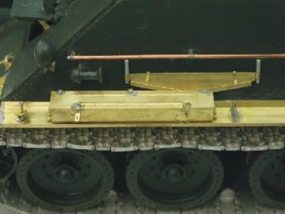 1:35 - Soviet tank destroyer SU122 - 10