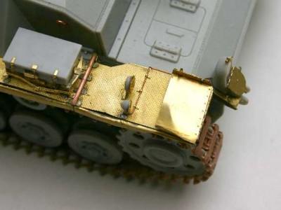 1:35 - Sturmgeschutz III, Ausf.A from Dragon - 22