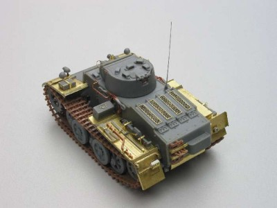 1:35 - Panzer I Ausf F from Alan - 6