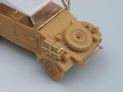 1:35 - Kubelwagen from Tamiya - 5