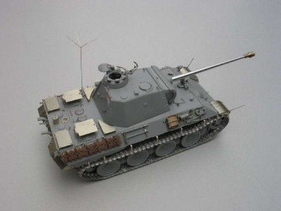 Panther Ausf. D - A  - 9