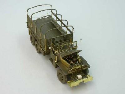 1:35 - US truck GMC 353 -from Tamiya model - 3
