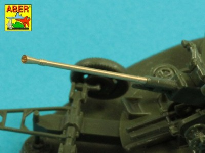 Barrel for Soviet 37mm 61-K Anti Aircraft Gun - 7