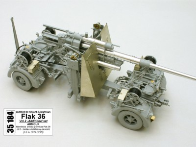 1:35 - FLAK 36 from Dragon