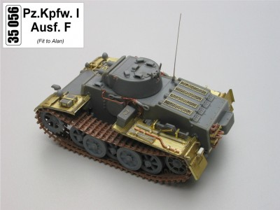 1:35 - Panzer I Ausf F from Alan