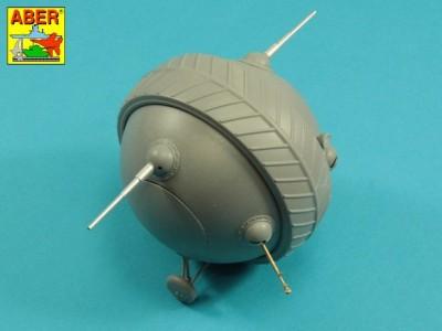 "Armament for Soviet Ball Tank ""Sharotank""; 2 x 37mm gun, 2 x 12,7 mm machine gun DShK M36 - 6"
