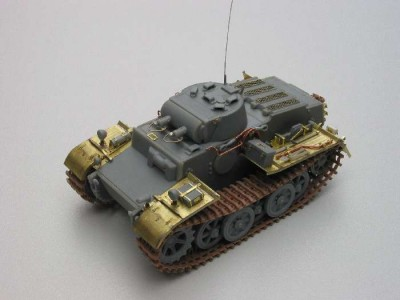 1:35 - Panzer I Ausf F from Alan - 10