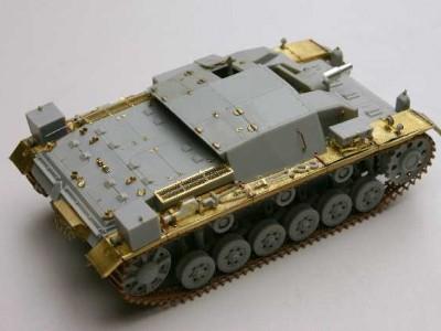 1:35 - Sturmgeschutz III, Ausf.A from Dragon - 2