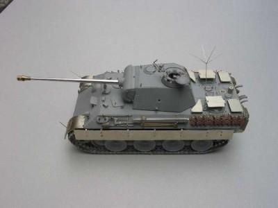Panther Ausf. D - A  - 14