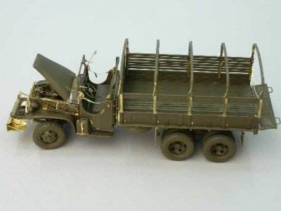 1:35 - US truck GMC 353 -from Tamiya model - 12