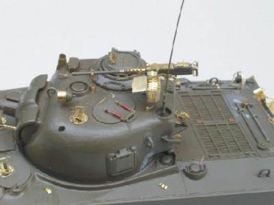1:35 - Sherman M4 A1 from Tamiya - 11