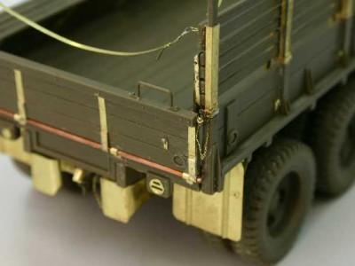 1:35 - US truck GMC 353 -from Tamiya model - 25