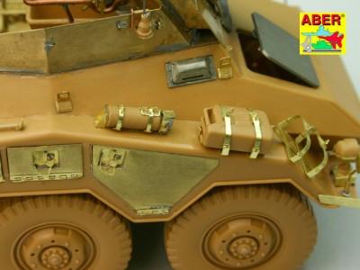 1:35 - Sd.Kfz.234/3 Heavy Armoured Car from Italeri - 34