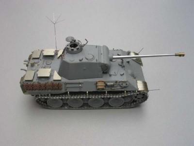 Panther Ausf. D - A  - 19