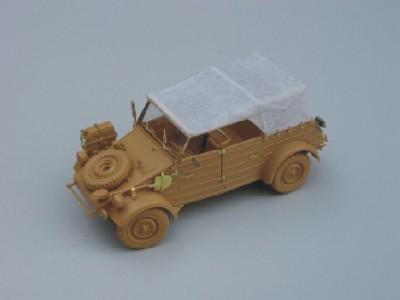 1:35 - Kubelwagen from Tamiya - 10