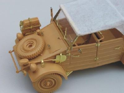 1:35 - Kubelwagen from Tamiya - 6
