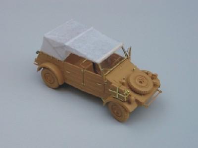 1:35 - Kubelwagen from Tamiya - 8