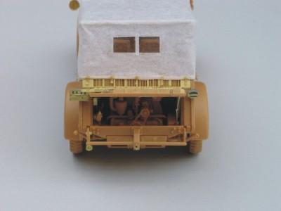 1:35 - Kubelwagen from Tamiya - 3