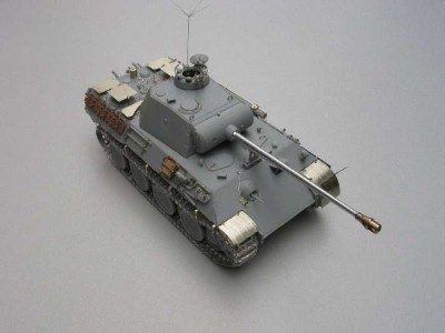 Panther Ausf. D - A  - 18