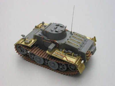 1:35 - Panzer I Ausf F from Alan - 7