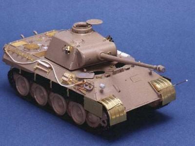1:35 - Panther D - Italeri model - 5