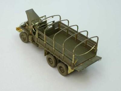 1:35 - US truck GMC 353 -from Tamiya model - 14