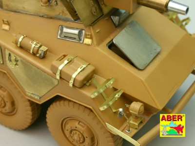 1:35 - Sd.Kfz.234/3 Heavy Armoured Car from Italeri - 33