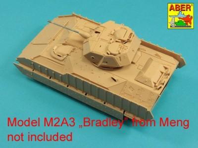 25mm M242 Bushmaste rribbed chain gun barrel  7,62mm M240 machine gun barrel used on late M2A3 Bradley or LAV-25 - 8
