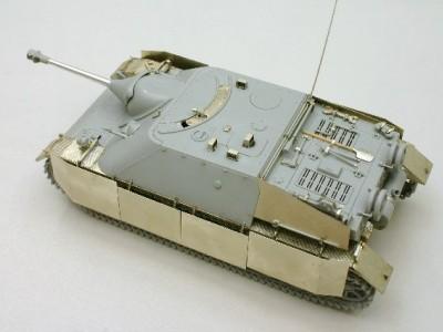 1:35 - Jagdpanzer IV from Dragon - 6