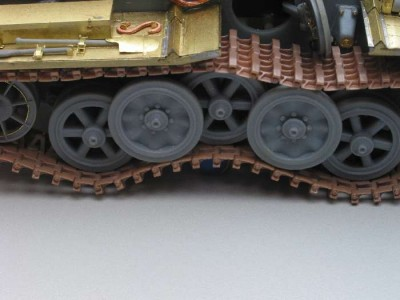 1:35 - Panzer I Ausf F from Alan - 17