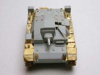 1:35 - Sturmgeschutz III, Ausf.A from Dragon - 7