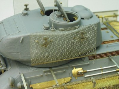 1:35 - Soviet medium tank T-34/85 - 11