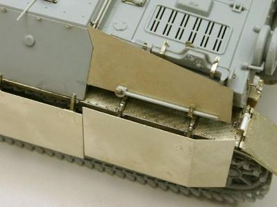 1:35 - Jagdpanzer IV from Dragon - 25