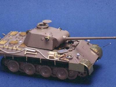1:35 - Panther D - Italeri model - 6